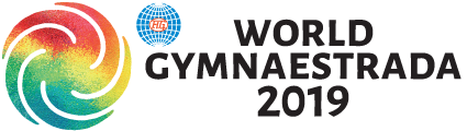 16th WORLD GYMNAESTRADA 2019 Dornbirn Vorarlberg Austria | Come together. Show your colours!